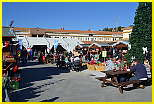 Christmas market in La Cala